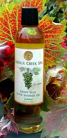 Grape Seed After Shower Oil